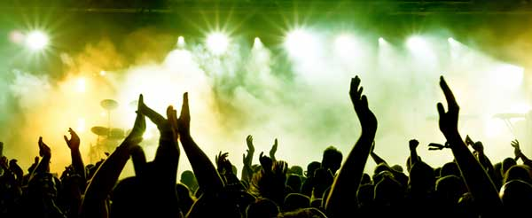 Concerts & Sports Events