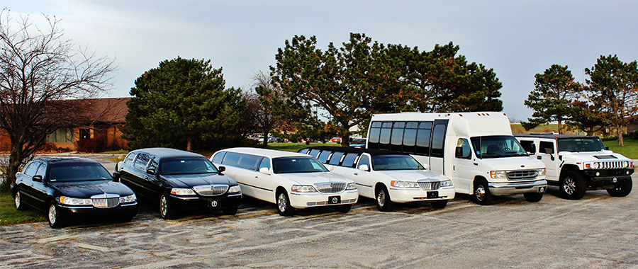 All Around Limousine Fleet